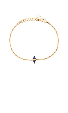 Wanderlust + Co Calypso Bracelet in Gold