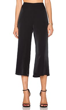 WAYF Culotte in Black