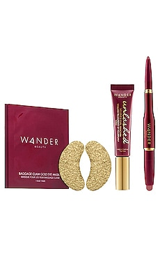 Morning Makeover Eye & Lip Set Wander Beauty $23