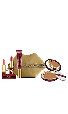 KIT DE MAQUILLAJE JETSETTER MAKEUP ESSENTIALS KIT Wander Beauty $30