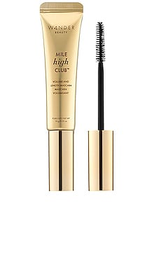 MILE HIGH CLUB VOLUME AND LENGTH MASCARA 睫毛液 Wander Beauty $26
