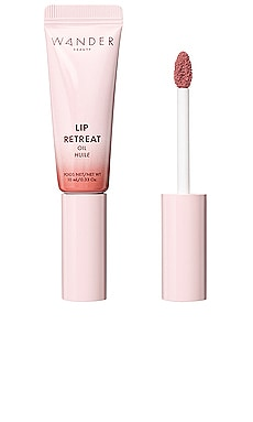 ACEITE LABIAL LIP RETREAT Wander Beauty $22