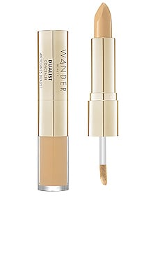CORRECTOR DUALIST MATTE AND ILLUMINATING CONCEALER Wander Beauty $29