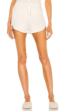 Lux Ribbed Shorts Weekend Stories $89