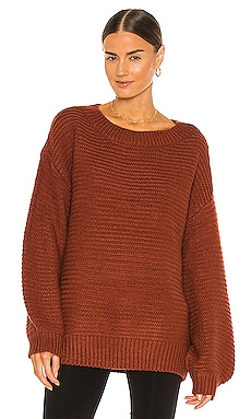PULL OVERSIZED ISLA Weekend Stories $28 (SOLDES ULTIMES)