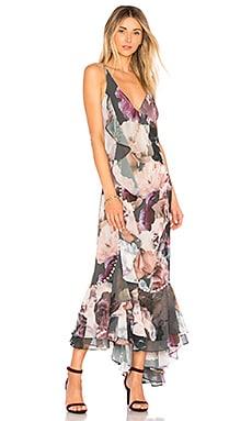 Paloma Ruffle Slip Dress