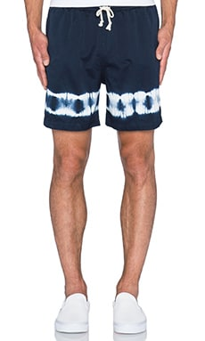 Wellen Dad Short in Indigo