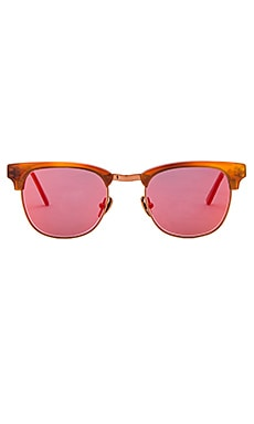 WESTWARD \\ LEANING Vanguard 10 Sunglasses in Amber Shiny