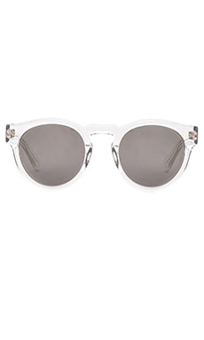 Voyager 13 Sunglasses in Crystal Shiny