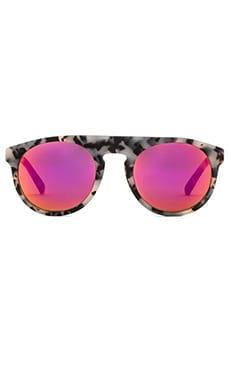 Atlas 18 Sunglasses in Snow Leopard Matte
