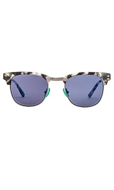 WESTWARD LEANING Vanguard 18 Sunglasses in Pepper Tortoise Matte