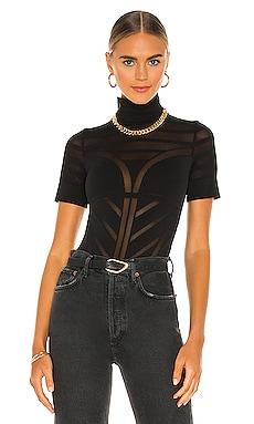 Logan String Bodysuit Wolford $350