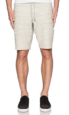 wings + horns Heather Short in Sage Melange