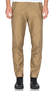 wings + horns Moleskin Field Pant in Khaki