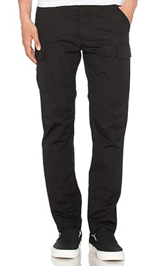 wings + horns Bdu Pant in Black