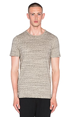wings + horns Splash Jersey Tee in Dune