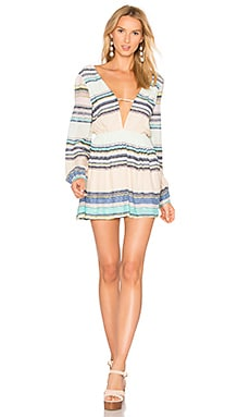 Whitney Dress in Multi