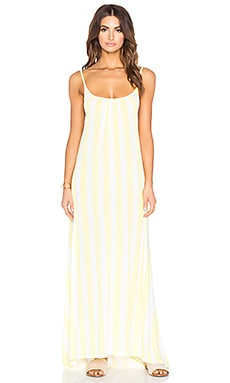Margarette Maxi Dress en Imprimé