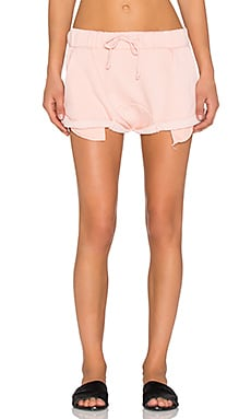 Wildfox Couture Solid Shorts in Cotton Candy
