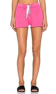 Wildfox Couture Solid Shorts in Mod Magenta
