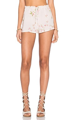 Wildfox Couture Sun Short in Pink Petal