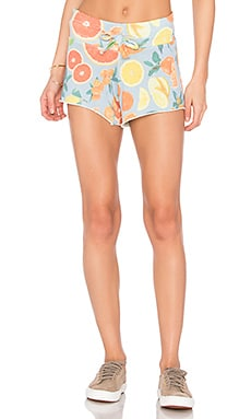 Fresh Citrus Shorts