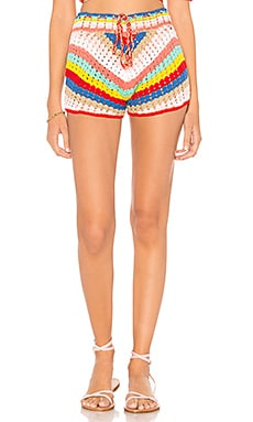 Gigi Crochet Short