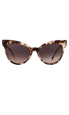Wildfox Couture Grand Dame Sunglasses in Antique Leaves