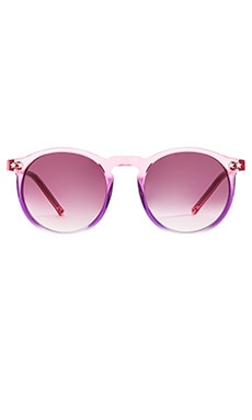 Wildfox Couture Steff Sunglasses in Night Fall