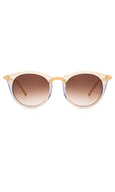 Wildfox Couture Sunset Sunglasses in Daybreak