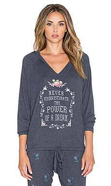 Wildfox Couture Power of a Dream Sweatshirt in Oxford
