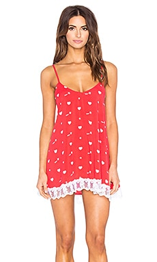 Wildfox Couture Cupid Hearts Nightie in Cupid Hearts