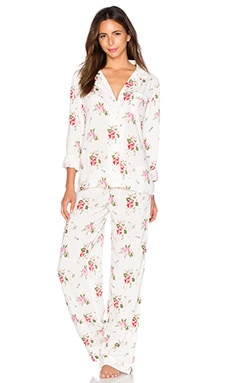 Lover's Pajama Set in Lover's Bouquet