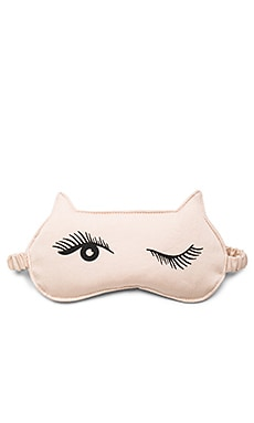 Beauty Sleep Eye Mask in Bellini