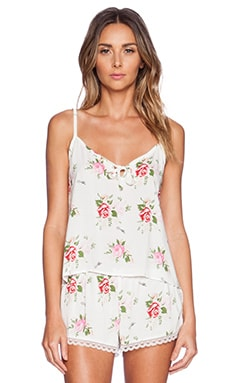 Wildfox Couture Cami Sleep Set in Lovers Bouquet