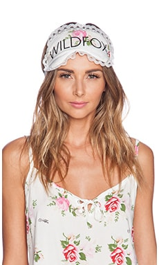 Wildfox Couture Eye Mask in Lovers Bouquet