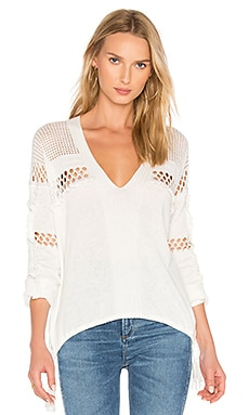 Sold Sweater in Clean White