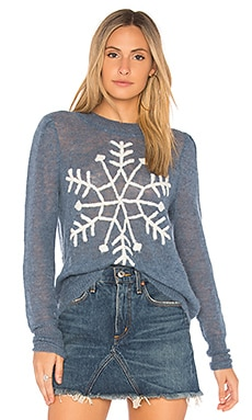 First Snow Pullover Sweater