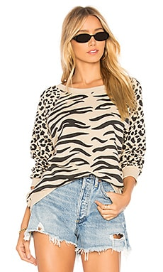 Easy Tiger Sommers Sweater Wildfox Couture $118 NEW ARRIVAL