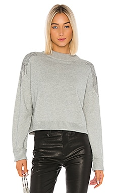 Stellar Chain Ronan Sweater Wildfox Couture $62