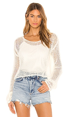 Phoenix Crochet Sweater Wildfox Couture $101