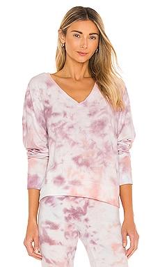 BBJ Deep V Sweatshirt Wildfox Couture $28 (FINAL SALE)