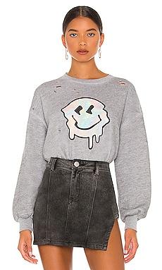 Glitch Ophelia Sweatshirt Wildfox Couture $138