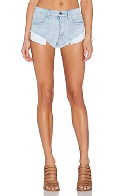 Wildfox Couture Beach Butt Short in Sea Spray