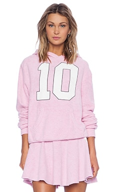 Wildfox Couture Vintage Sport Hoodie in Dream House