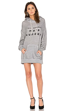 3 Day Weekend Hoodie in Heather