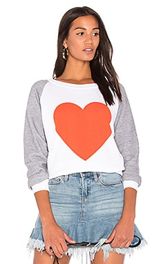 Perfect Heart Crew Neck