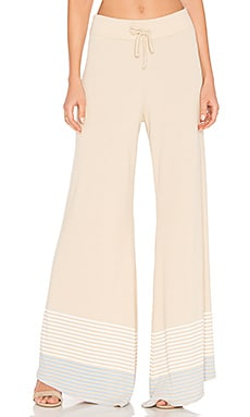 PANTALON RAYÉ PORT