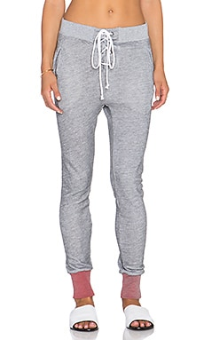 Wildfox Couture Sweatpant in Marinara