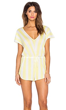 Wildfox Couture Roadtrip Romper in Multi